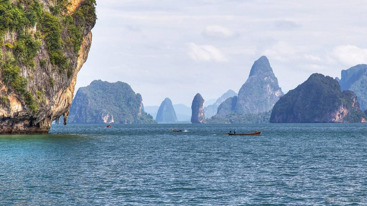Андаманское море пхукет фото