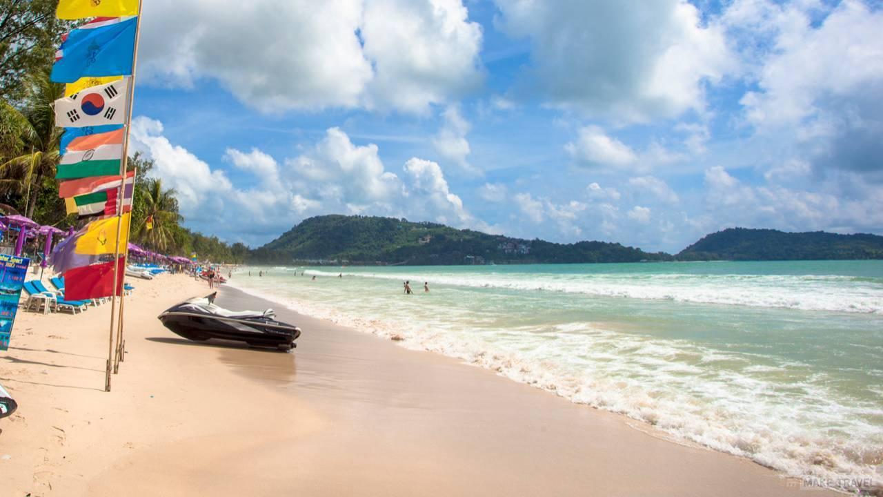 пхукет патонг фото пляжа