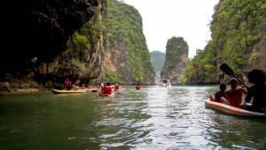 Остров Панак в Пханг Нга