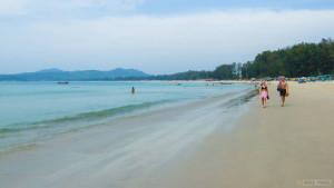 Пляж Бангтао (Bang Tao) на Пхукете