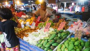 Ночной рынок Пхукета