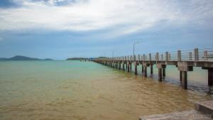 Морской причал на Пхукете  - Пирс Раваи (Rawai)
