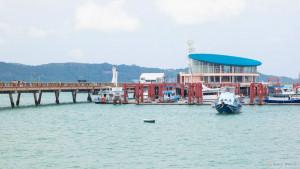 Пирс Чалонг (Chalong pier) на Пхукете