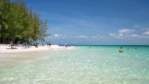 Пляжи острова Бамбу