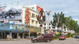 Город Краби Таун (Krabi Town)