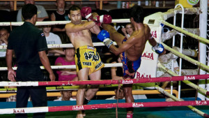 Тайский бокс в Краби
