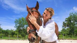 Прогулки на лошадях в Краби