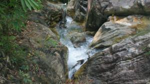 Водопад Тон Хан в провинции Краби