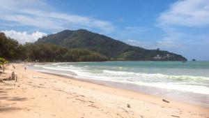Пляж Най Янг (Nai Yang beach) на Пхукете