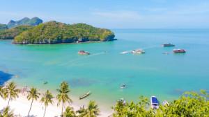 Национальный морской парк Му Ко Ланта