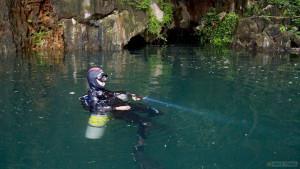 Неисследованная Пещера Са Кэу в Краби.