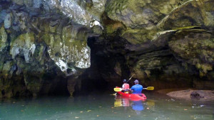 Пещера Чао Ле в Краби