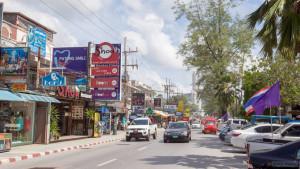 Район Патонг (Patong area) на Пхукете