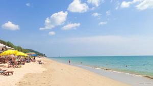 Пляж Клонг Нин на острове Ланта.