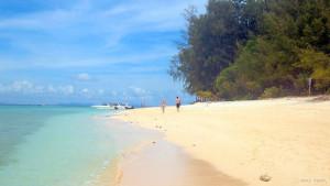 Пляж Бамбу на острове Ланта