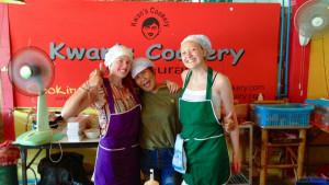 Курсы тайской кухни на Ланте