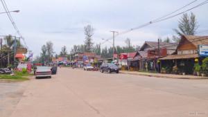 Район Клонг Дао на острове Ланта