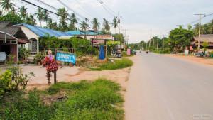 Район Клонг Кхонг на острове Ланта