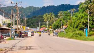 Район Клонг Нин в Ланте