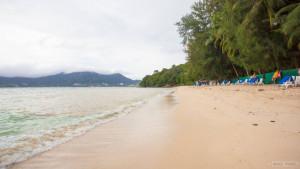 Пляж Трай Транг (Tri Trang Beach) на Пхукете
