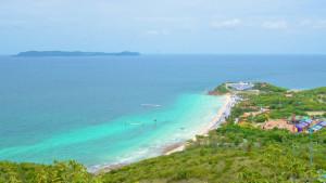 Пляжи острова Лан в Паттайе