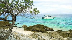 Дикие пляжи острова Рин рядом с Паттайей