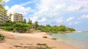 Пляжи Вонг Амат и Вонг Прачан