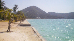 Пляж Хат Тёй Нгам