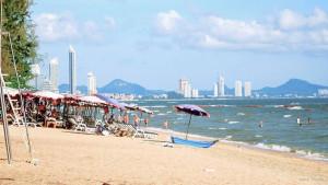 Пляж Донгтан (Dongtan) в Паттайе