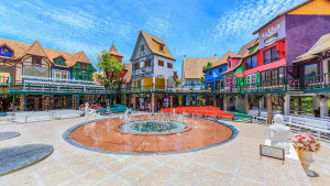 Торгово-развлекательный парк Mimosa Pattaya - город любви