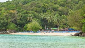 Райский пляж (Paradise Beach) на Пхукете