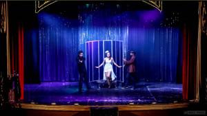 Театр магии и фокусов Tuxedo в Паттайе