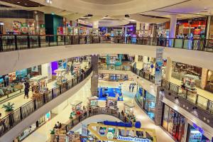 Торгово-развлекательный центр Central Festival в Паттайе