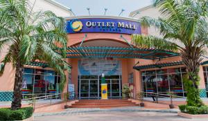 Торговый центр Аутлет Молл (Outlet Mall) в Паттайе