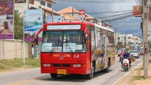 Пляжные автобусы
