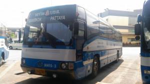 Cеверная автобусная станция Паттайи (North Pattaya Bus Station)
