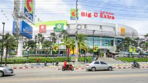 Супермаркет Биг Си Экстра (Big C Extra) в Паттайе