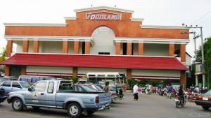 Супермаркет деликатесов Foodland в Паттайе