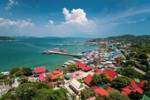 Остров Ко Сичанг (Koh SiChang) в Паттайе