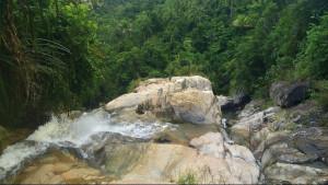 Водопад Намыанг на Самуи