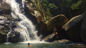 Водопад Хин Лад (Hin Lat)