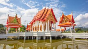 Храм Май Луанг Пу Супха (Wat Mai Luang Pu Supha) на Пхукете