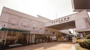 Магазин кожи и меха Toscano в Паттайе