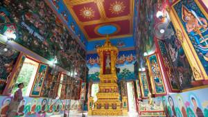 Храм Као Ранг (Wat Khao Rang) на Пхукете