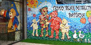 Музей мишек Тедди (Teddy bear museum) в Паттайе