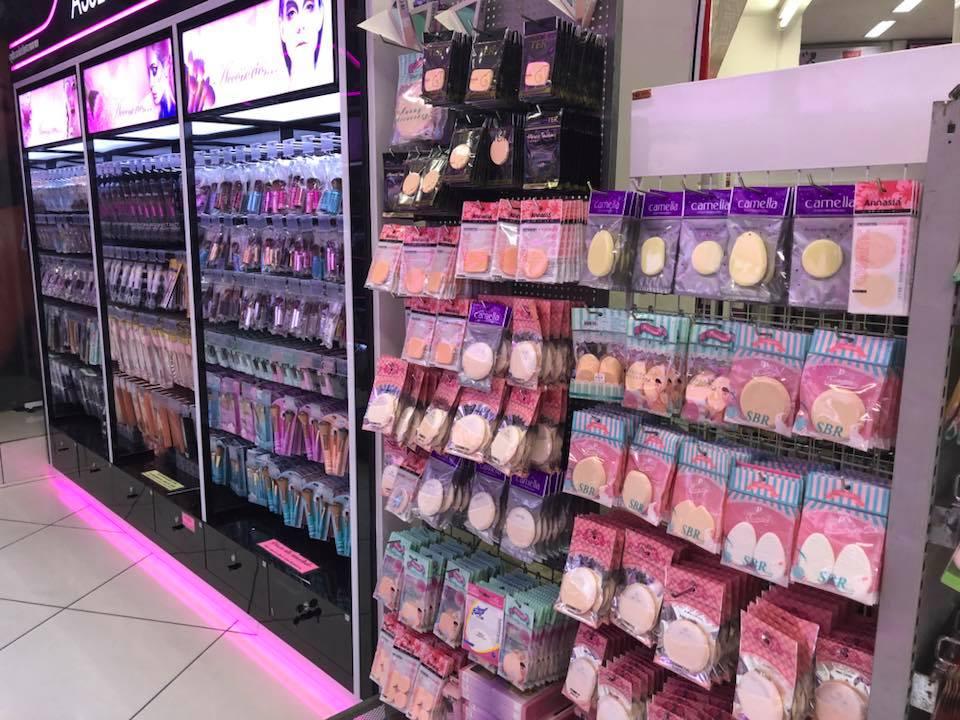 Где в паттайе купить тайскую косметику набор косметики для девочки купить