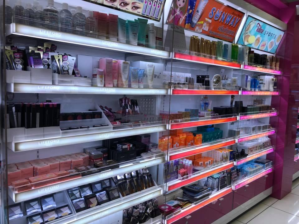 Корейская косметика в паттайе где купить матрикс косметика для волос купить спб