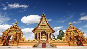 Буддийский храм Wat Huay Yai в Паттайе
