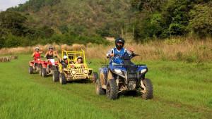 Квадроциклы в Паттайе ATV Adventure