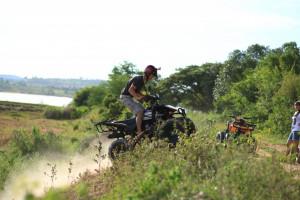 Квадроциклы в Паттайе A-Team Adventure